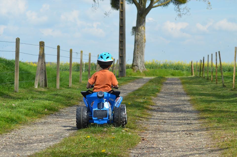 Quad électrique pour enfant : comment faire le bon choix ?